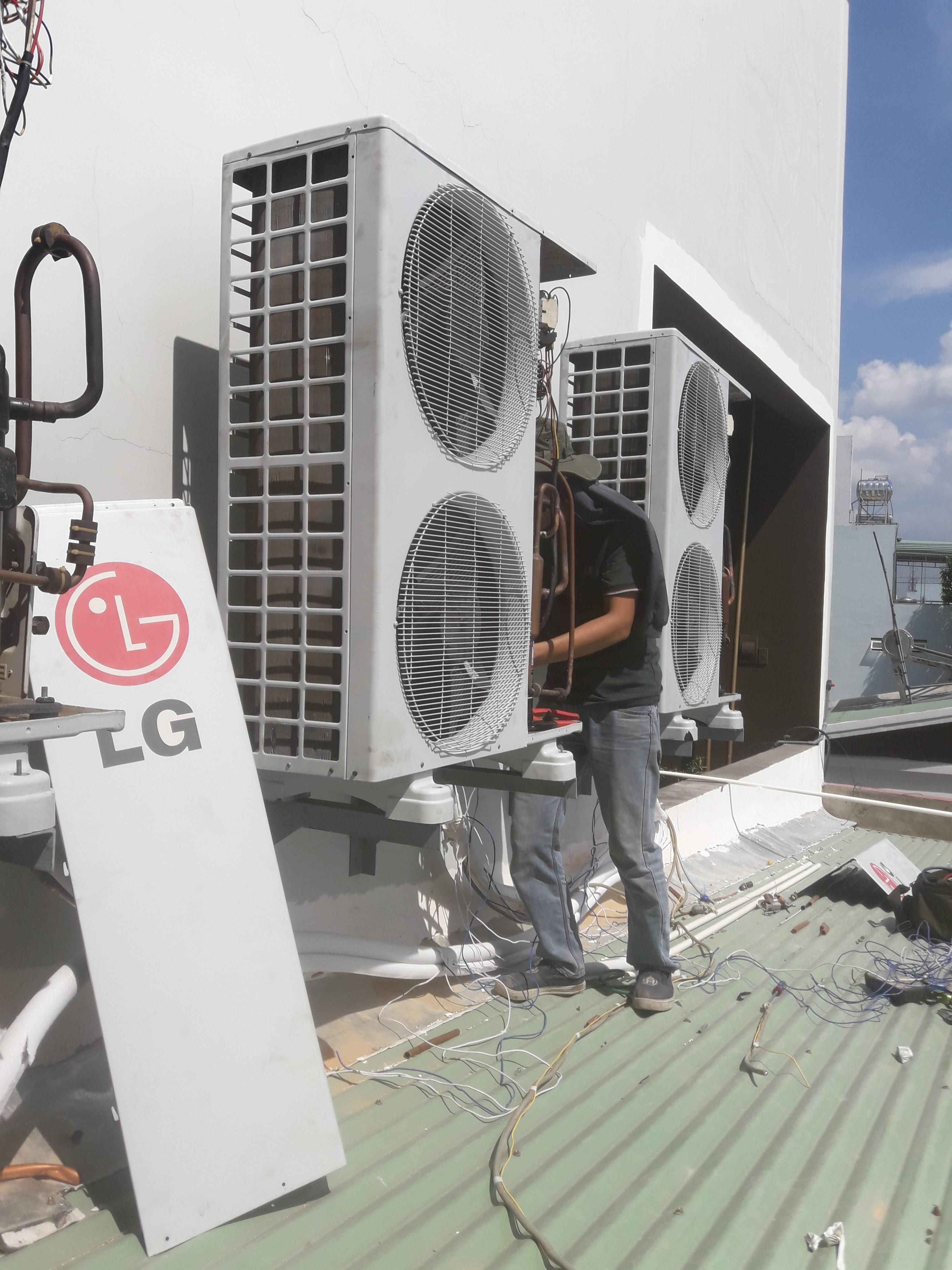 chuyên sửa chữa máy lanh công nghiệp tại các khu công nghiệp lớn ở Bình Dương
