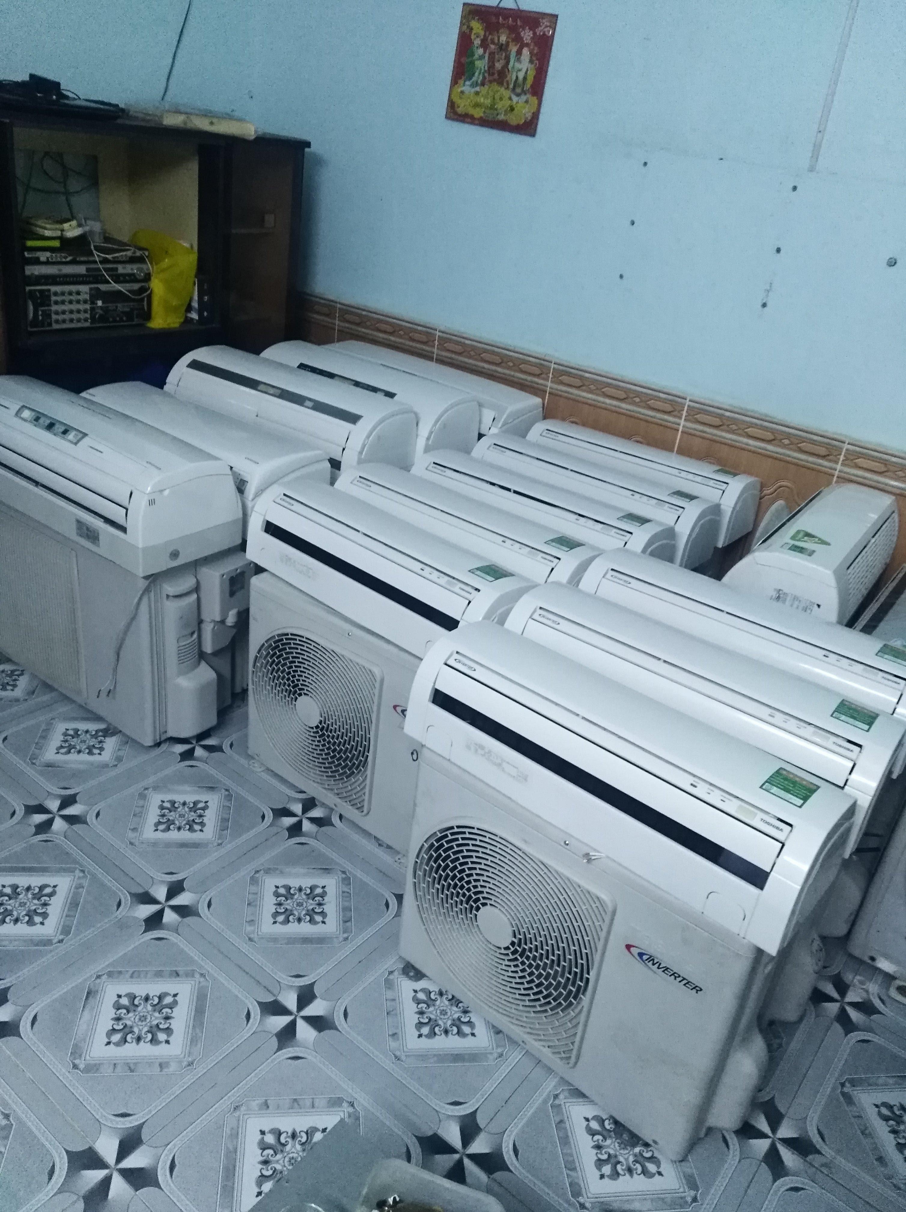 Cơ điện lạnh Khôi Nguyên với hơn 15 kinh nghiệm trong việc sửa chữa các loại máy lạnh