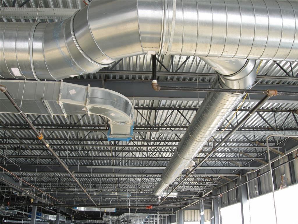 lắp đặt ống thông gió đúng quy chuẩn để đạt hiệu quả tối đa nhất
