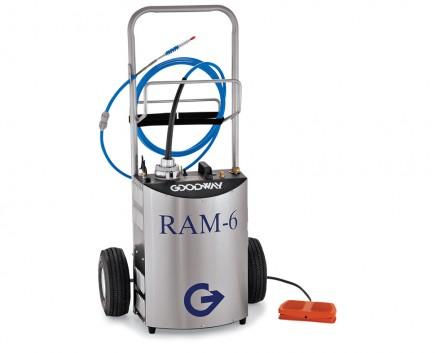 Các thiết bị chuyên dụng dùng để vệ sinh Chiller, lòng ống.